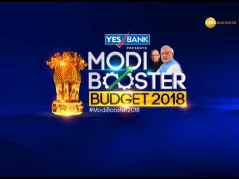 Modi booster Budget 2018: Arun Jaitley to present Union Budget on Feb 1