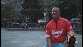 Vidas Entregues - Dir. Renato Prata Biar - Janela de Libras