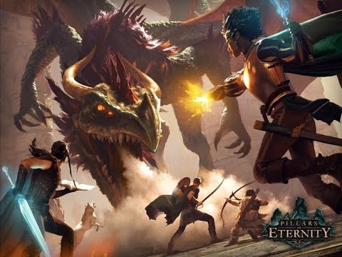 Обзор игры - Pillars of Eternity