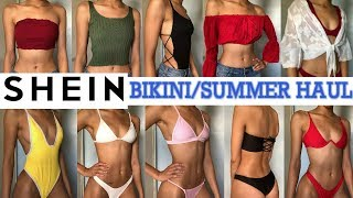 My first ever haul!! this bikini/summer haul features swimsuits, tops and beach cover-ups all from www.shein.com. you can find the links, prices sizes of...