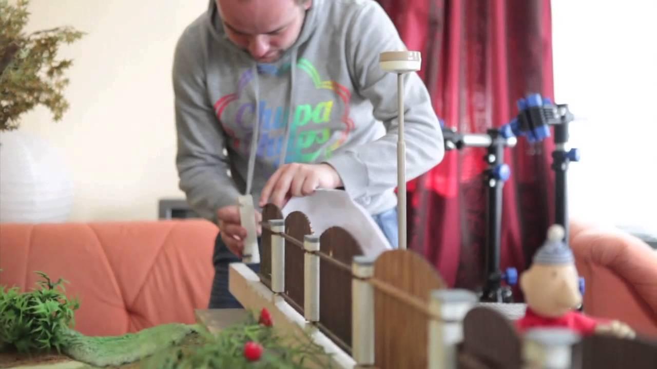 The making of Tablica reclamefilmpjes van Buurman en Buurman