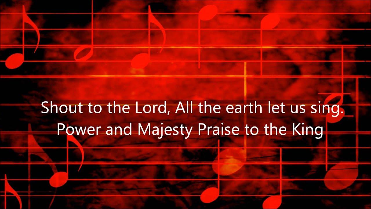 Frontline Worship - Shout Your Praise Lyrics | Musixmatch