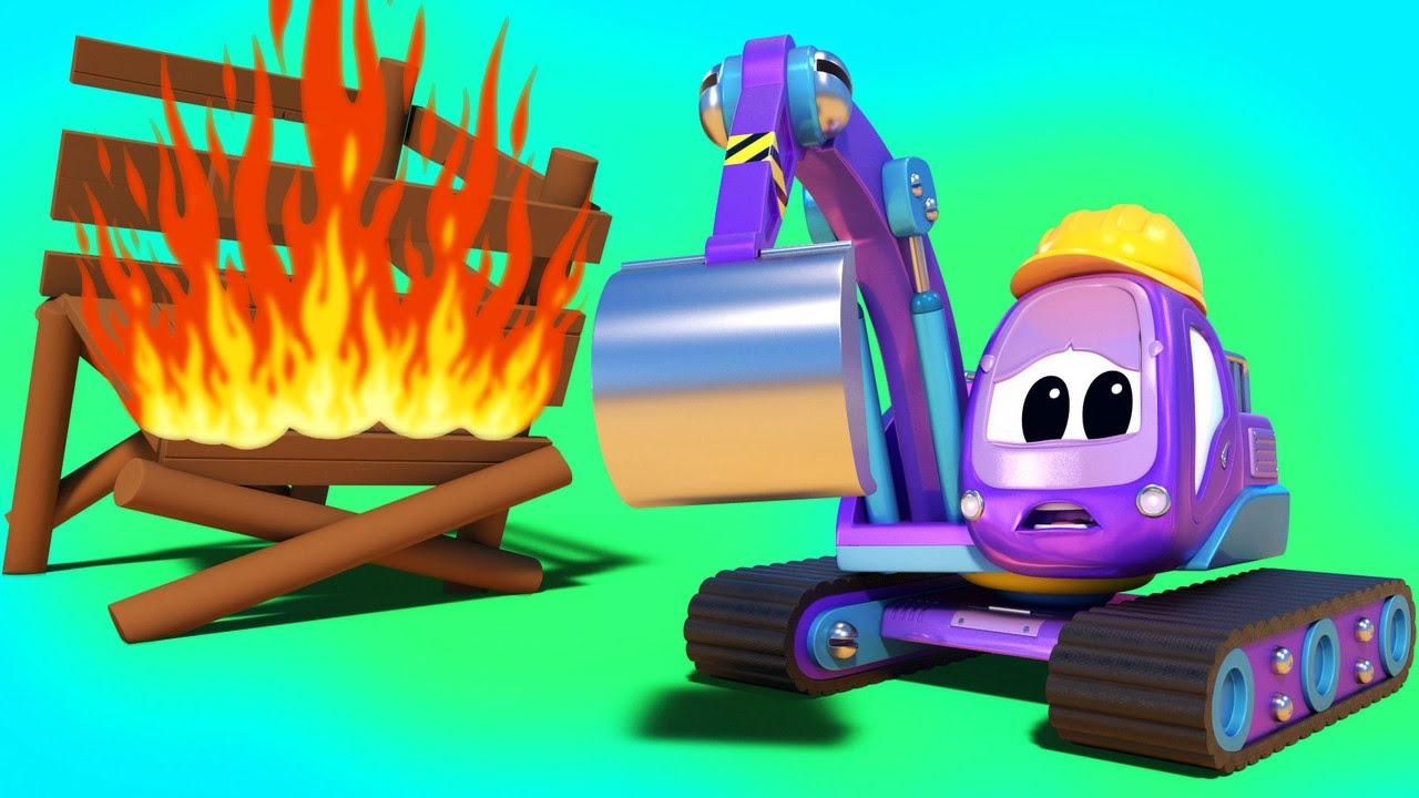 Σούπερ Φορτηγό - Σβήνοντας την Ανθισμένη Φλόγα - Σούπερ Φορτηγό - Η Εφαρμογή της Αυτοκινητούπολης