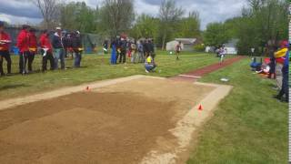"Mason Phillips Long Jumps 24' 1"" (5/6/2017)"