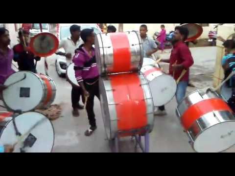 Teenmaar band by Jai hanuman team Khairathabad,,,, urs. Chinna bhai contact num 9966980211