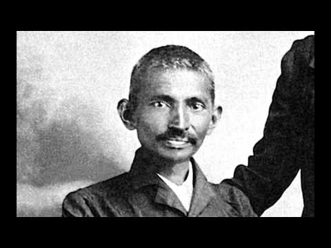 MAHATMA GANDHI VERY RARE VIDEO UNBELIEVABLE AND SUPER!!!!