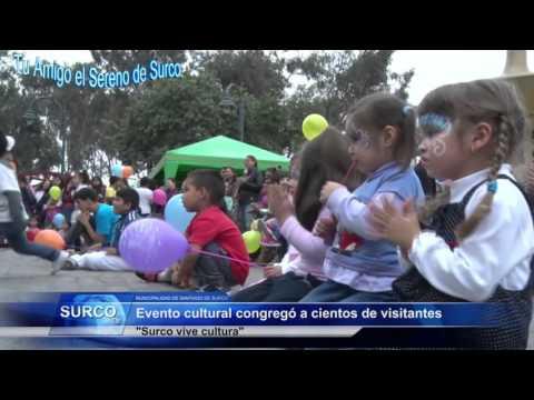 Surco Vive Cultura   Municipalidad De Santiago De Surco