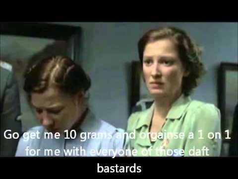 Hitler's Reaction To Corcaigh Shore
