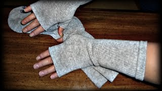 Fingerless Gloves (A Twisted Quickie)
