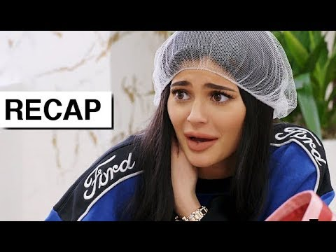 Kylie Jenner Life Of Kylie Episode 2 Recap