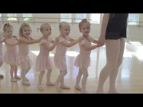 2 1/2 Year Old Dance Class - Toddler Dance Class