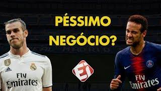 NEYMAR no REAL MADRID? Entenda como Neymar pode parar no rival do BARCELONA!