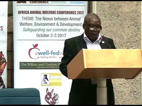 Dr. Bruce Mukanda -  Africa Union Inter-Africa Bureau for Animal Resources