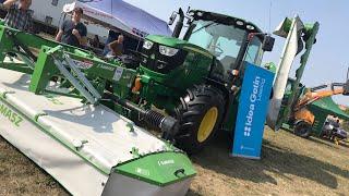 ☆ Wystawa Rolnicza W Siedlcach ☆ Targi Rolnicze 2018 ☆ Fendt, Ursus, John Deere, Claas, New Holland☆