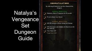 diablo 3 natalya s vengeance set dungeon guide patch 2 4 2 season7