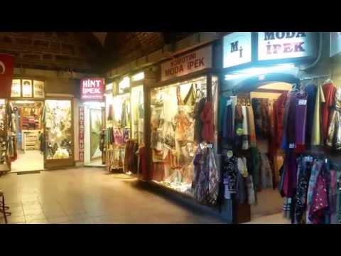 Koza Han / Bursa ( Silk Bazaar )