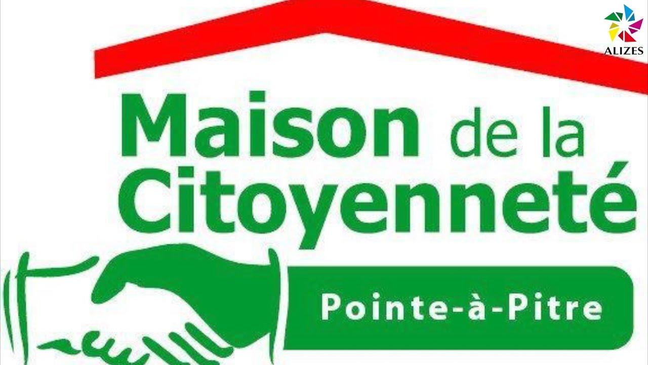 Maison De La Citoyennete De Pointe A Pitre Youtube
