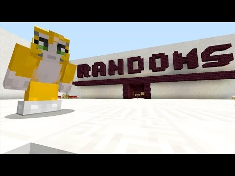 Minecraft Xbox - Randoms Adventure Map - Part 1