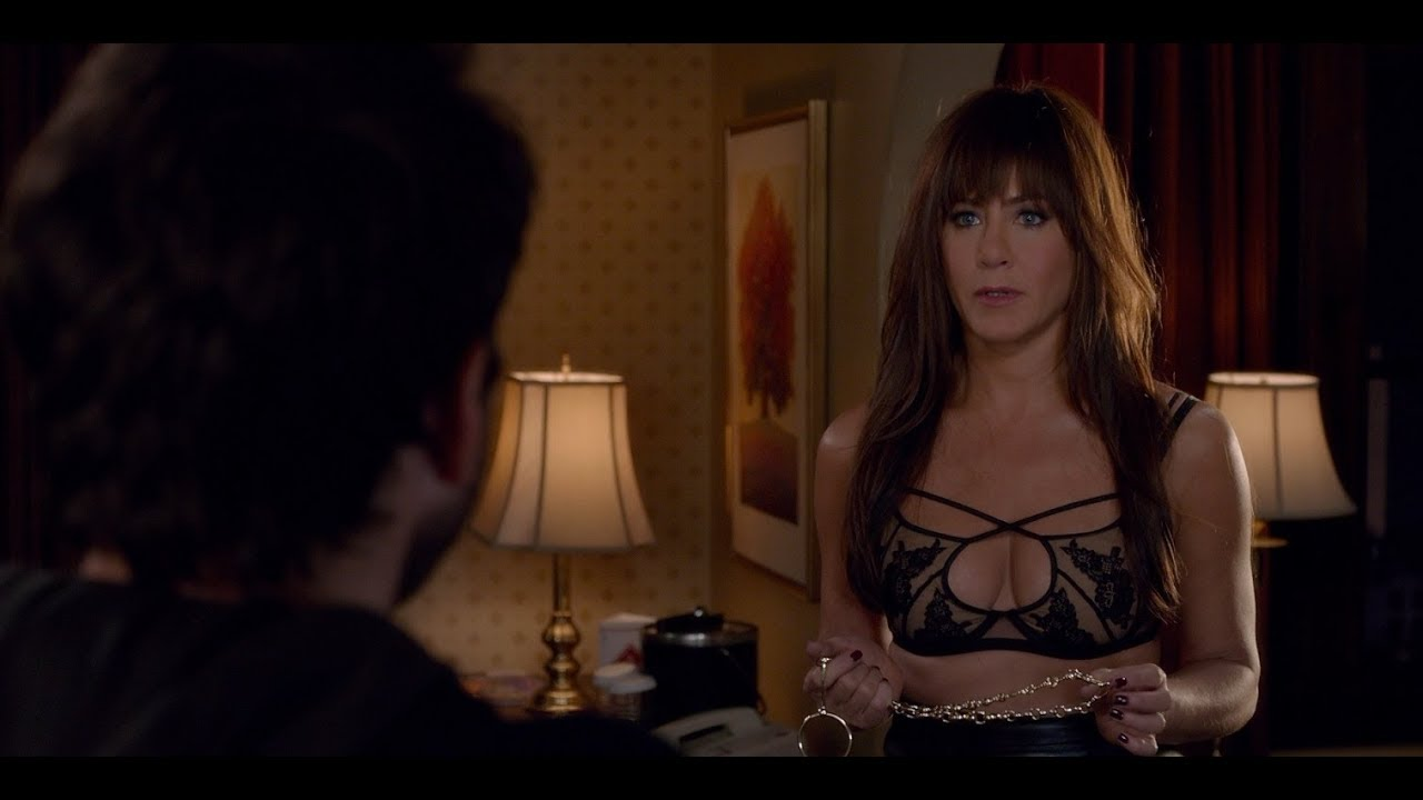 Jennifer aniston sex tape clips