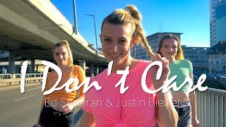 Gambar cover I DON'T CARE | ED SHEERAN & JUSTIN BIEBER