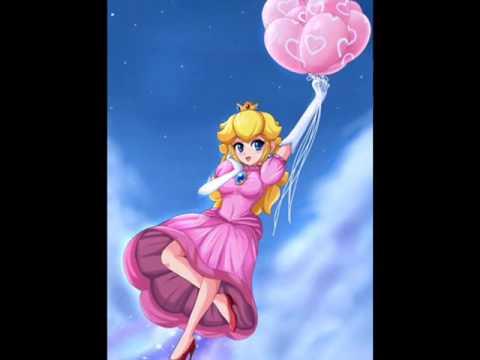 Princess Peach- Bumble Bee