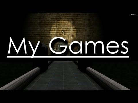 MEINE 3D GAMESTUDIO SPIELE - Selbsterstelle Spiele 2012/2013 (Selfdeveloped Games)