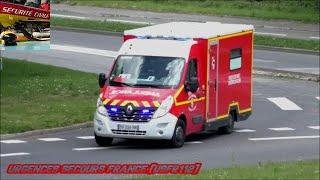 AMBULANCE SAPEURS POMPIERS / FIREFIGHTERS AMBULANCE (SDIS 29-SAINT RENAN 29)