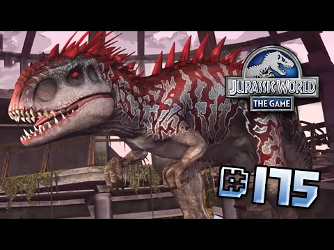 BATTLES START TO HEAT UP!!! || Jurassic World - The Game - Ep 175 HD