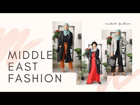 Arab clothing ; the Ultimate fashion of middle east .