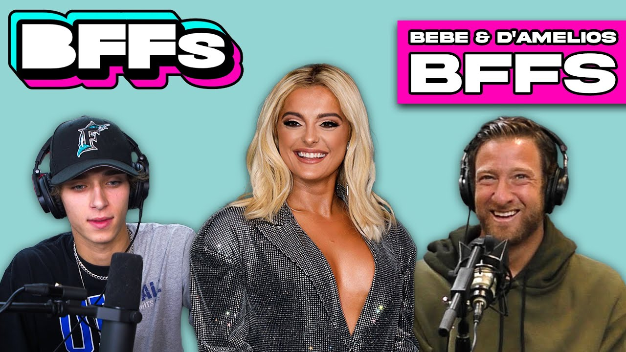How The D'Amelio Family and Bebe Rexha Became Best Friends