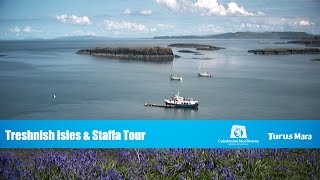 Gambar cover Staffa and the Treshnish Isles Tour