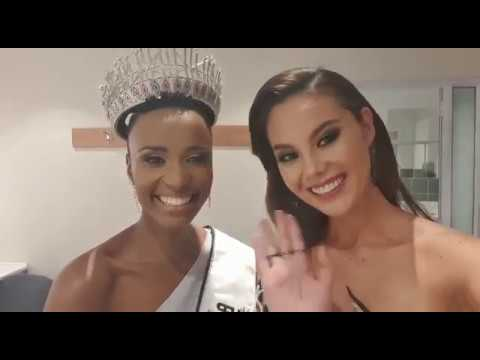 Congratulations Miss Universe South Africa 2019!