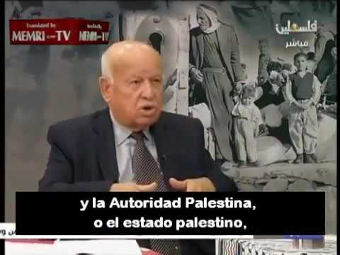 Funcionario de Fatah Zakaria Al Agha - El Derecho al Retorno es a Israel y no al estado palestino