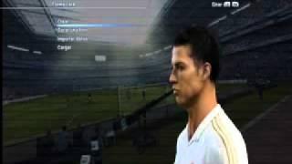 PES 2012-REAL MADRID CF FACES Thumbnail