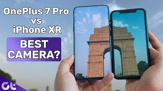 Oneplus 7 pro vs iphone xr camera comparison - which is the best shooter?