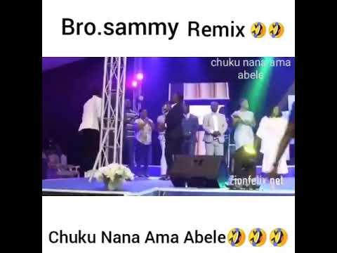 Brother Sammy Chuku Nana Ama Abele