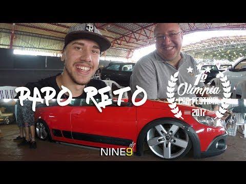 40 ANOS ANDANDO BAIXO? SAVEIRO ARO 20 - COROLLA FINCADO - MARROM AUDI R8 | PAPO RETO Nine9
