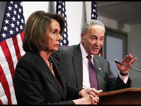 """Chuck And Nancy"" Cancel Trump Meeting"