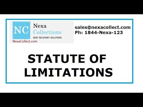 Statute of Limitations in Debt Collection