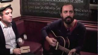 Herman Dune - I Wish That I Could See You Soon - Clash Acoustic Session