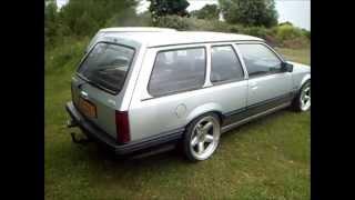 Opel Rekord E / Commodore C treffen 2013