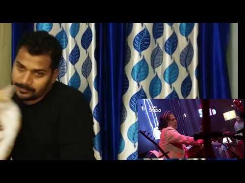 Reaction Video : Gul Panrra & Atif Aslam, Man Aamadeh Am, Coke Studio, Season 8, Episode 3