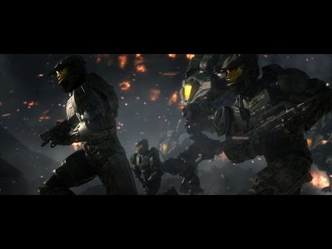 Halo Wars 2 - Cinematic cutscenes