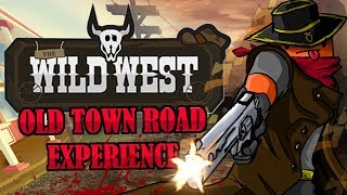 Roblox- The Wild West: The Old Town Road Experience
