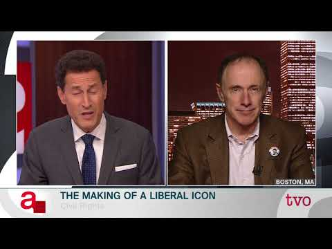 The Making of a Liberal Icon