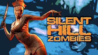 SILENT HILL ZOMBIES (Part 3) ★ Left 4 Dead 2 Mod (L4D2 Zombie Games)