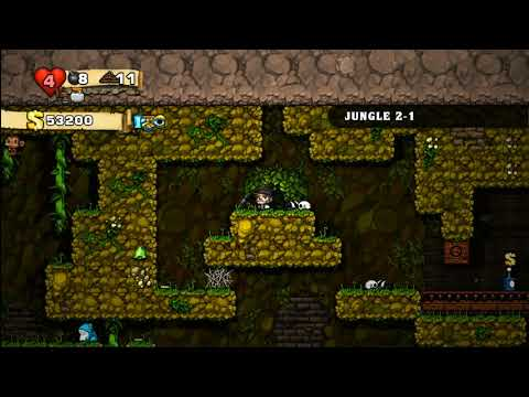 Spelunky Now, Dapper Talk Later! - Relaxation & FUN! - Show #1765