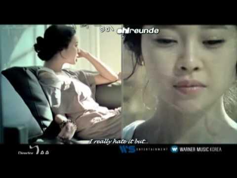 [Karaoke][MV] Baek Ji Young - Like Being Shot By Gun