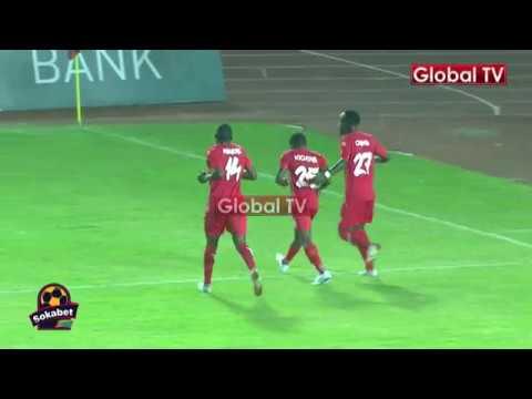 MAGOLI SIMBA VS AFRICAN  LYON 2 -1