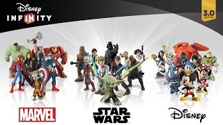 Disney Infinity: Toy Box 3.0 - Best App For Kids - iPhone/iPad/iPod Touch
